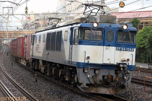 EF64-1044 海神カーブ