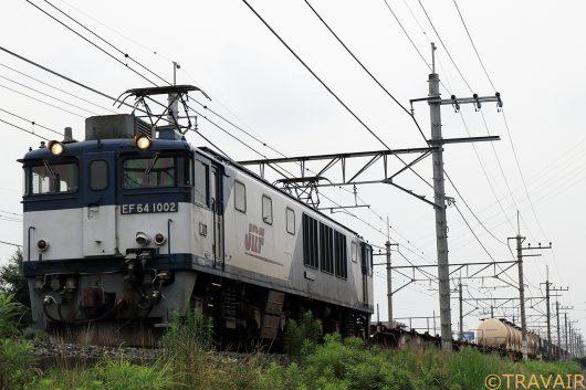 EF64-1002  1094レ 南越谷~東川口間