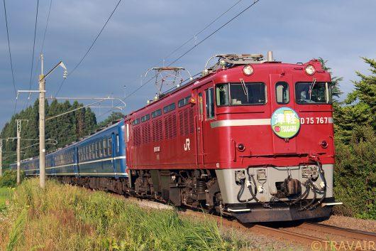ED75-767津軽