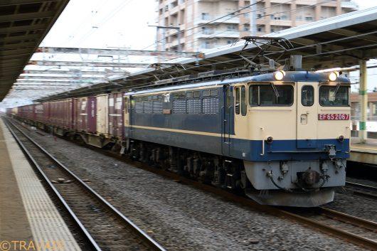 EF65-2067 1092レ