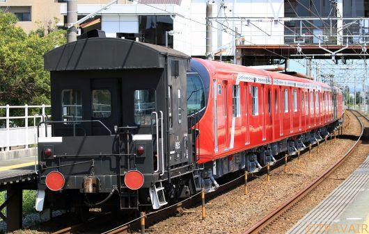 メトロ2000系 8662レ(後追い) 豊田町駅