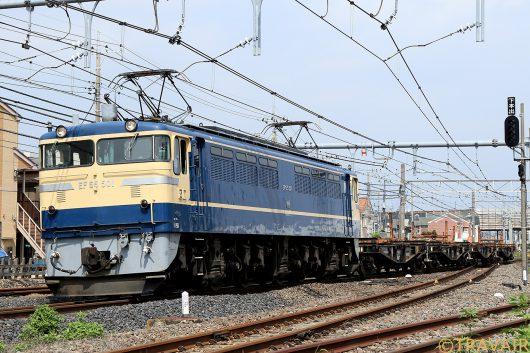 EF65-501 高崎工臨
