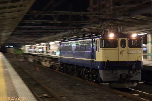 EF65-2101 2019.10.20 18:25撮影 1090レ 市川駅