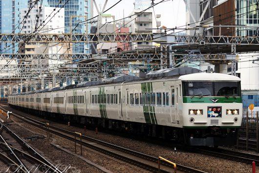 2020.1.12 12:04撮影 3035M 田町駅