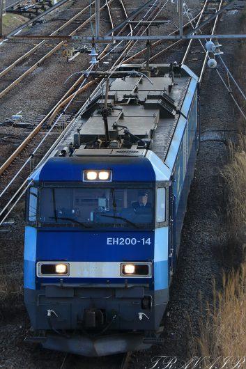 EH200-14 単機