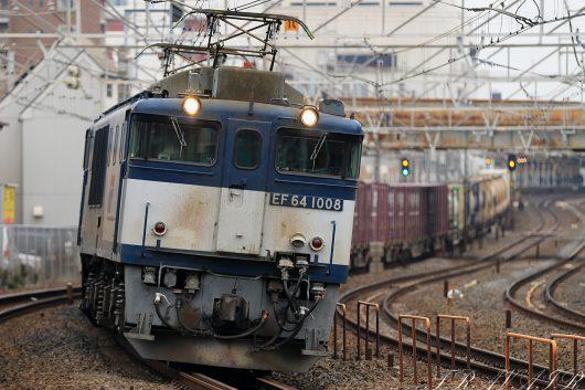 EF64-1008 1094レ 船橋~西船橋間