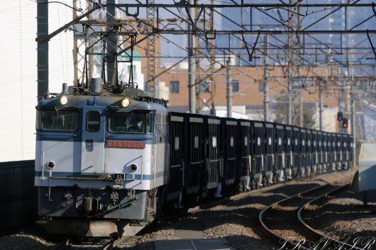 EF65-2076 5783レ 八丁畷駅