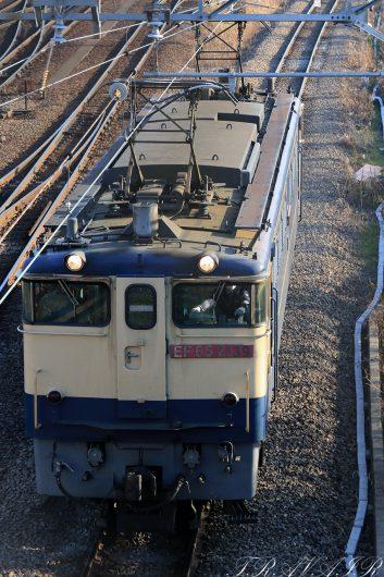 EF65-2139 単2491 新鶴見(信)~梶ヶ谷タ間