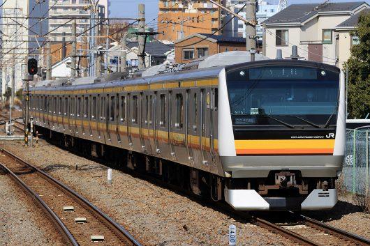E233系 試9346M 川崎新町駅