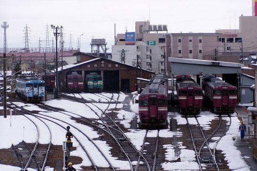 高岡鉄道部