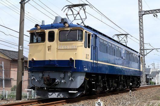 EF65-1103単機