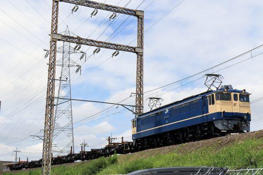 EF65-1105 新金線内