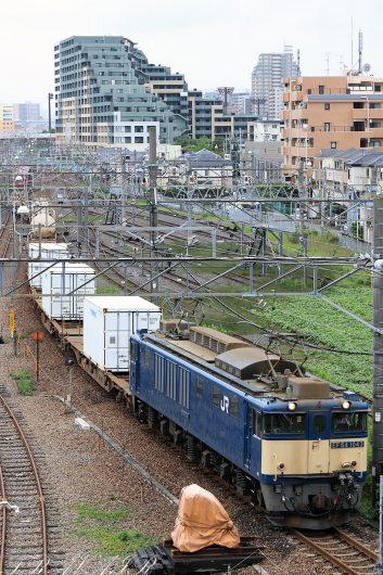 EF64-1043 環七陸橋