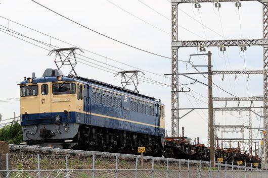 EF65-1103 新津工臨