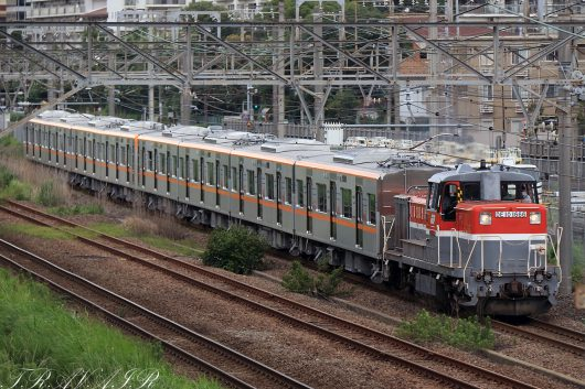 DE10-1666 京成甲種