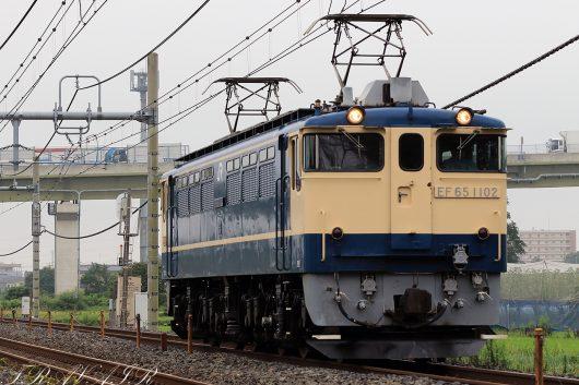 EF65-1102 単機