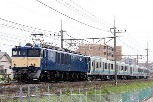 EF64-1030 E131系配給