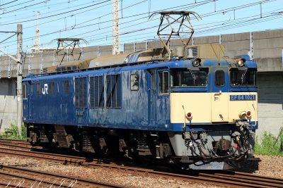 EF64-1021 単機