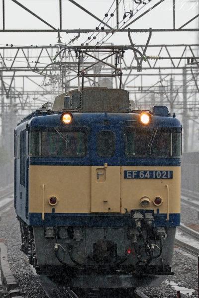 EF64-1021単機