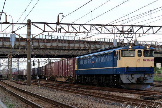 EF65-2070 2002.8.1 17:44撮影 79レ 川崎貨物~浜川崎間