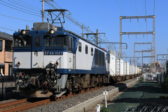 EF64-1027 1094レ