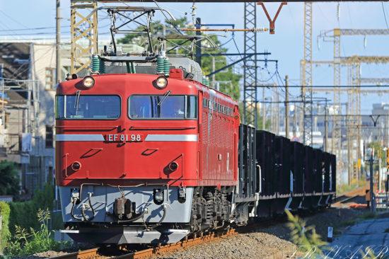 EF81-98 水戸工臨
