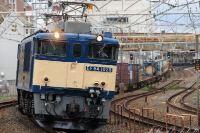 EF64-1025 1094レ 船橋~西船橋間