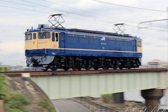 EF65-1105 単機