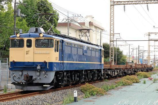 EF65-1105 八王子工臨