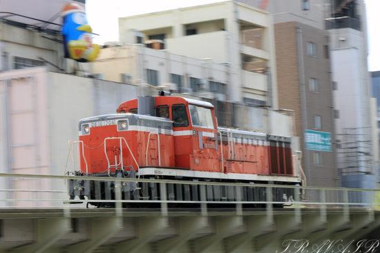 2020.9.5 13:45撮影 単9294レ 亀戸駅