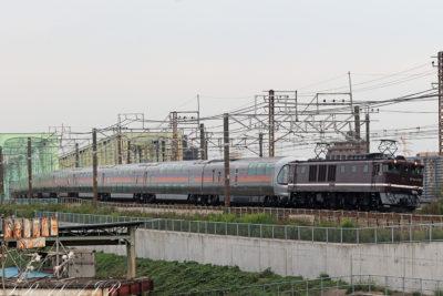 EF64-1052 カシオペア信州