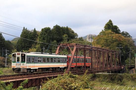 会津鉄道車