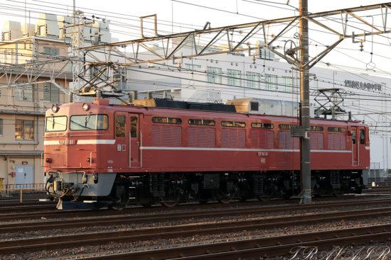 EF81-81 単機