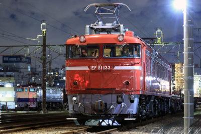 EF81-133品川工臨