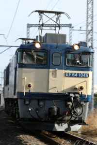 EF64-1049正面流し