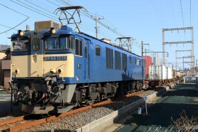 EF64-1038 1094レ