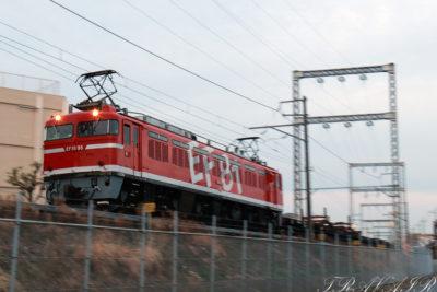 EF81-95 水戸工臨