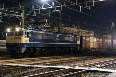 EF65-2086 1090レ発車