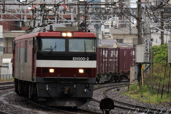 EH500-2 15:21撮影 3074レ 隅田川駅