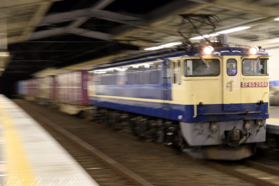 EF65-2086 1092レ