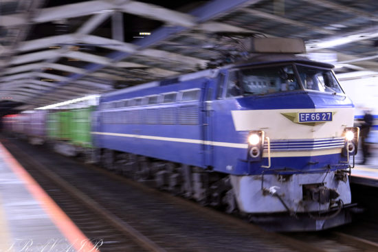 EF66-27 76レ