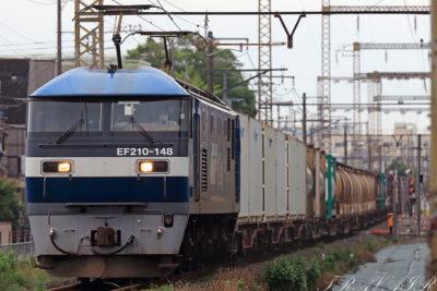 EF210-148 1094レ 新小岩(信)~金町間