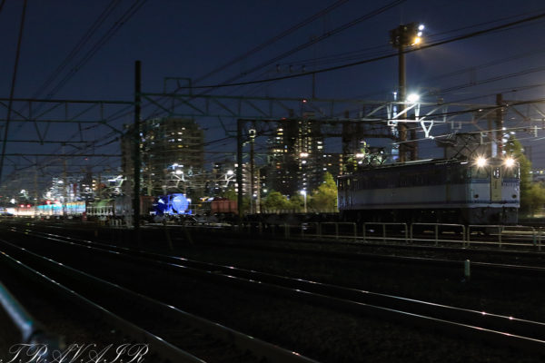 2021.6.2 19:53撮影 1092レ 新小岩(信)