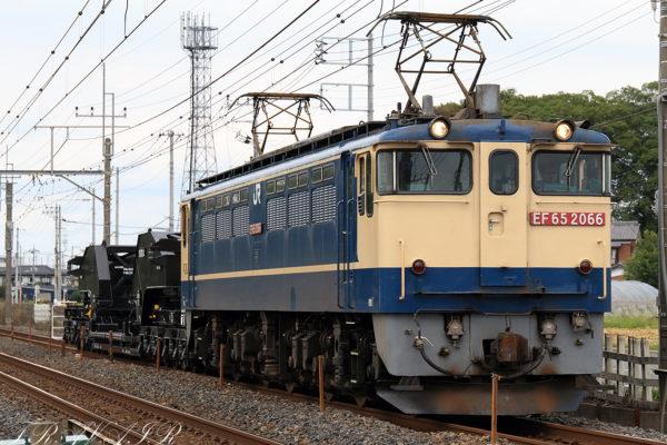EF65-2066 シキ850
