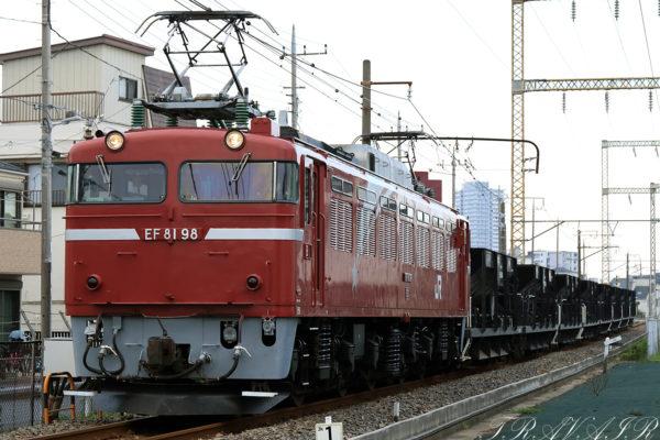 EF81-98水戸ホキ工臨