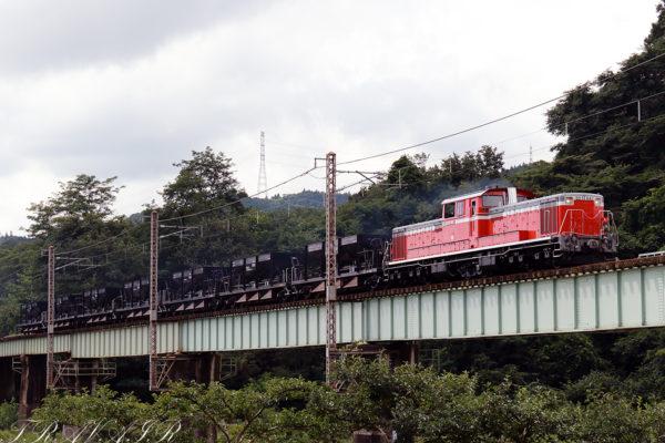 DD51-842 小野上工臨