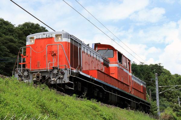 DD51-842 単機