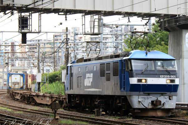 EF210-901 72レ 隅田川駅