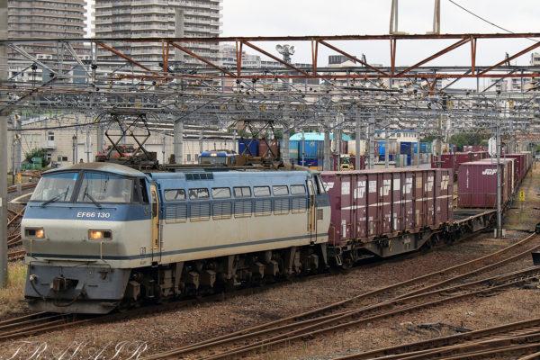 EF66-130 73レ 隅田川駅