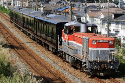 DE10-1666 横浜線
